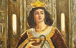 Забел из рода Рубенидов - Царица Киликии