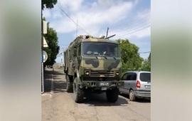 Командование 102 базы в Гюмри приказало открыть огонь