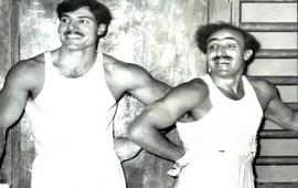 Первые армянские Олимпийски чемпионы