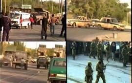 Ввод 7-ой советской армии в Ереван - 1990 год