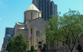 Армяне Манхэттена - Армянские церкви Нью-Йорка