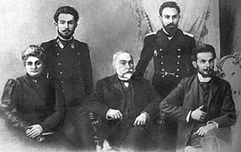 Феномен братьев Орбели