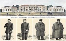 Частное Армянское Лазаревых училище - 1815