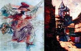 Армянская художественная школа Тифлиса
