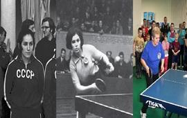Рита Левоновна Погосова - Теннисная мадонна