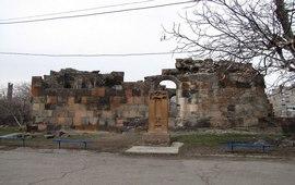 Церковь Катогике в Аване - Ереван