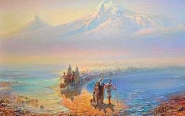 Нахиджеван - Здесь гробница Ноя