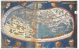 Армения на картах мира - Карты Птолемея