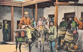 Татарин украдет у соседа лошадь или уведет быка