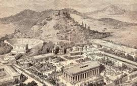 Олимпионик из Артаксаты - Праздник в Олимпии