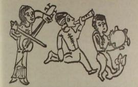 Древние истоки армянской смычковой культуры