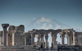 Загадки храма Звардноц