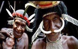 Бари Луйс на Папуа Новой Гвинее
