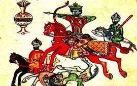 Царь Армении Тиран - Сын Хосрова Котака