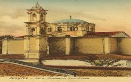 Центр духовной жизни армян Смирны