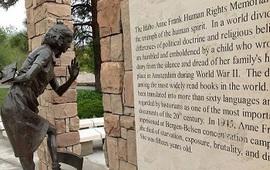 Мемориал жертвам Геноцида армян в Айдахо