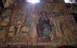 Монастырь Ахтала - Храм Пресвятой Богородицы