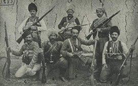 Несгибаемый народный герой Смбат Бароян