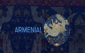 Армения в Музее Метрополитен - Нью-Йорк