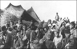 Граф Тратмансдорф Барону Буриану о Депортации Армян