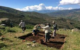 Находки периода Ванского царства в Вайоц Дзоре