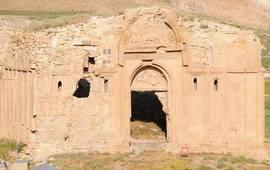 Армянская церковь Св.Варфоломея в Ване