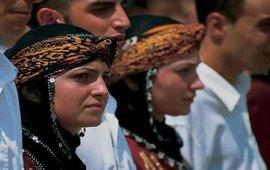 Амшенский диалект армянского в Турции