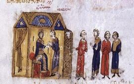 Царь Армении Гагик II - Заговор Византии