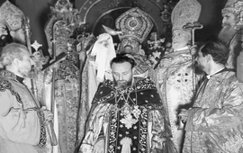 Вазген I - Он посвятил себя армянскому народу