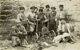 Самооборона Айнтапа 1920-1921