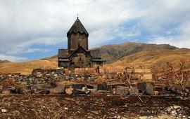 Армения - Школа периода позднего средневековья