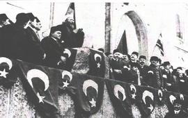 Младотурки - Авторы идеи джихада