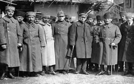Русско-турецкий союз и крушение Армении