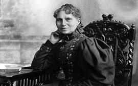 Клара Бартон - Основательница Красного Креста США