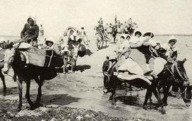 Эвакуация армянских сирот