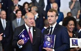 Франция никогда не забудет про Геноцид армян