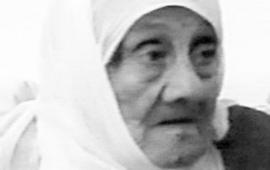 Свидетельство бедуинки Батры