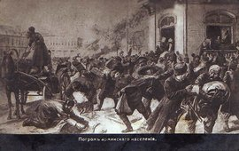 Сасунское восстание - Что случилось в Баку?