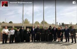 Армянский патриарх достучался до премьера Израиля