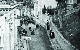 Фото насильственной депортации армян