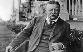 Теодор Рузвельт призывал сражаться
