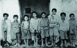 Эривань-1917 - Фото армянских сирот