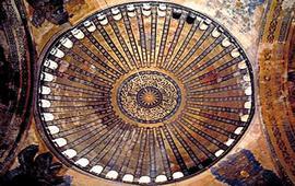 Восстановление Купола Святой Софии