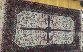 Турки продают древний армянский ковер