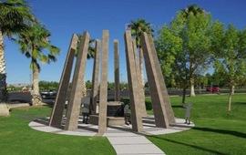 Студенты Университета Фресно изучают историю Армени