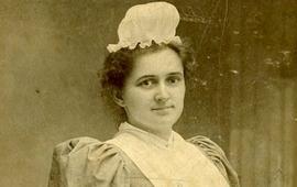 Сара Корнинг - Помогала армянским сиротам