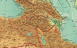 Армения по европейским и американским картам