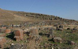Гробница в Ошакане - Армения