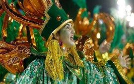 Колорит и дух Армении на Бразильском карнавале