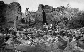 Три попытки турок осуществить Геноцид